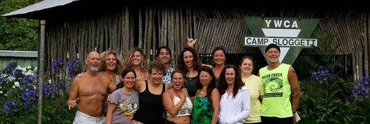 Capacitació Lomi Templo Avazado, Kauai, Hawaii.