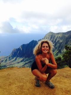 en la hermosa isla de Kauai